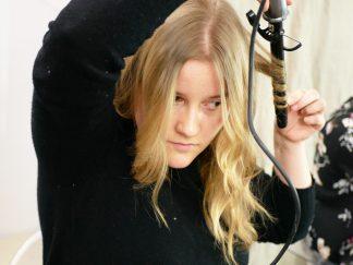 DIY Haarstyling Workshop Lydia Gerzen